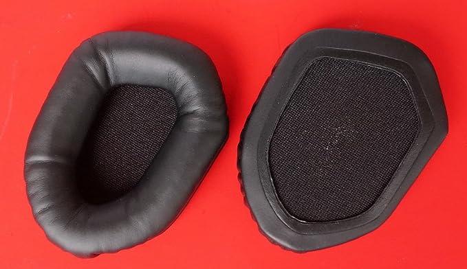 Cojín de cuero Ear Pad almohadillas auriculares inalámbricos ...