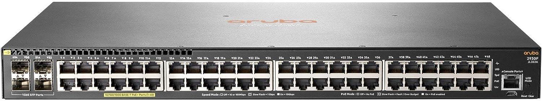 HP JL262A Aruba 2930F 48G POE+ 4SFP Switch