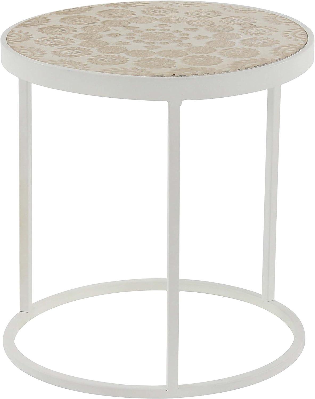 Deco 79 14874 Nesting Table White