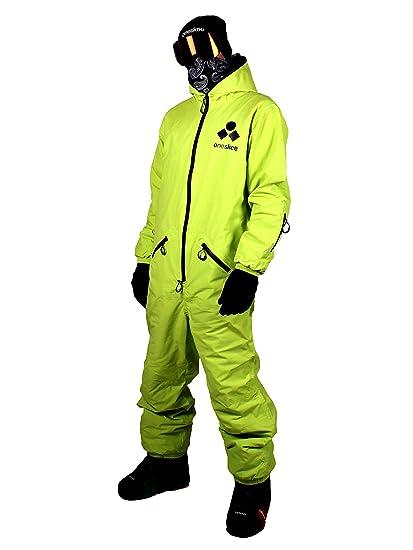 Oneskee - Traje de Snowboard y Mono de esquí para Hombre ...