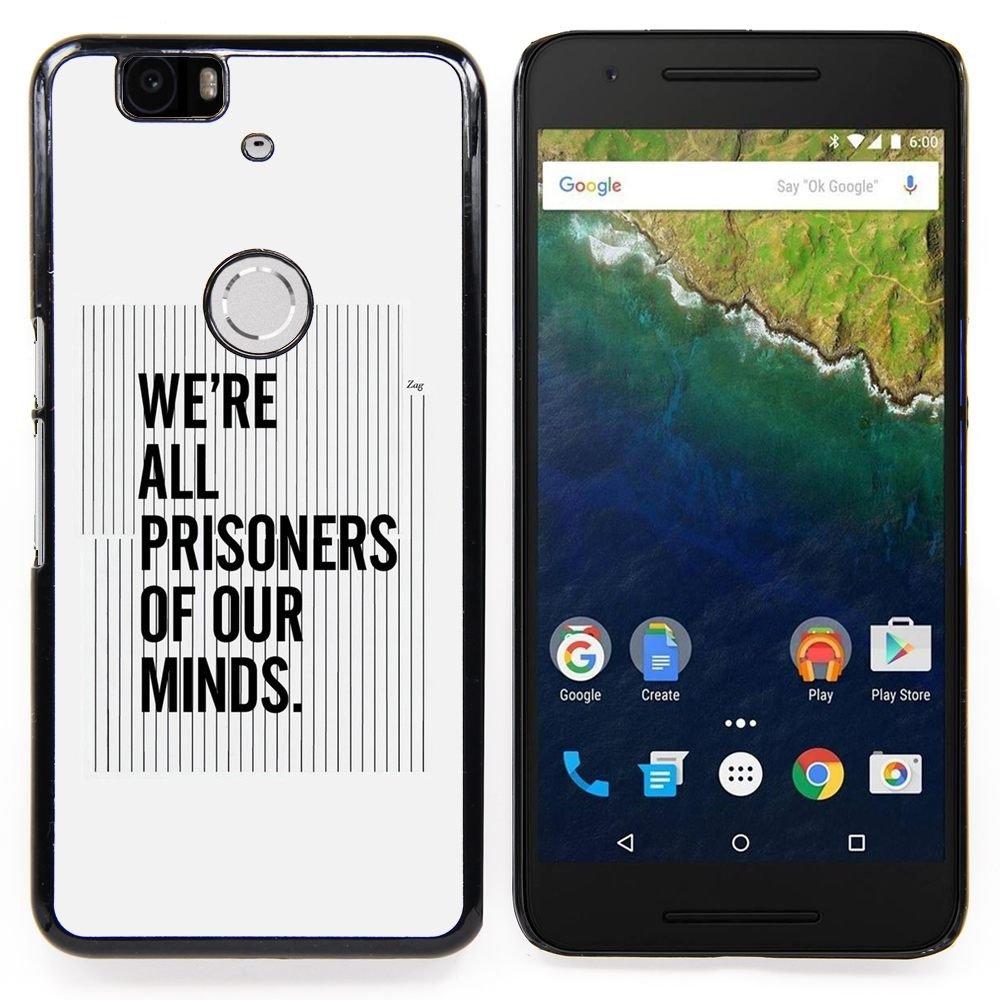 Jordan Colourful Shop - All Prisoners Our Minds Quote