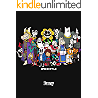 The Funniest Memes Book of Undertale memes Ever (English Edition)