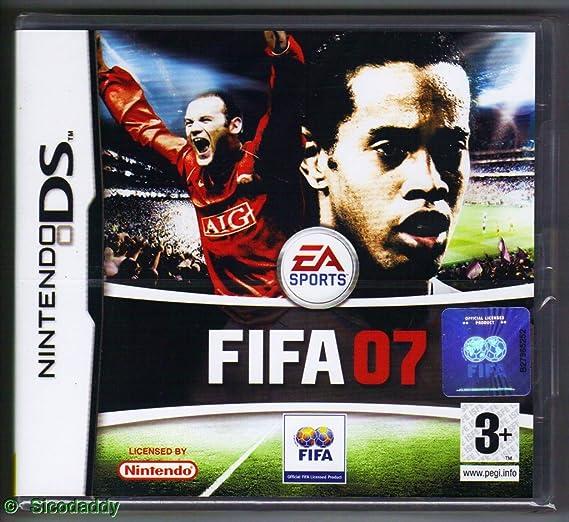 Electronic Arts FIFA 07 Nintendo DS™ - Juego (DEU): Amazon.es ...