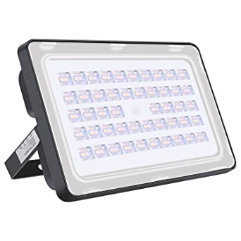 Viugreum Focos LED Exterior 150w / Proyector Reflector de Pared ...