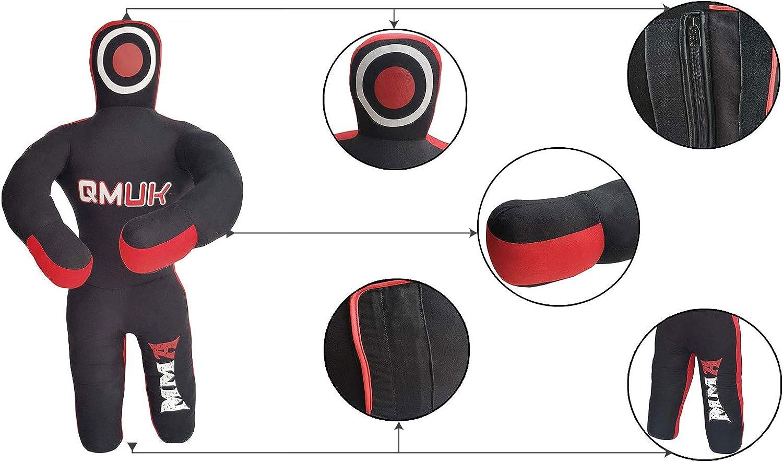 Saco de Boxeo para ni/ños QMUK Jiu Jitsu Judo