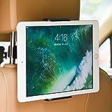 KFZ-Kopfstützen Tablet Halterung, DOSMUNG Tablet Halterung, Auto Rücksitz Kopfstütze Halterung, Einstellbare Halter, Universal für Apple iPad 2/3/4/Mini/Air, Samsung Galaxy Tab