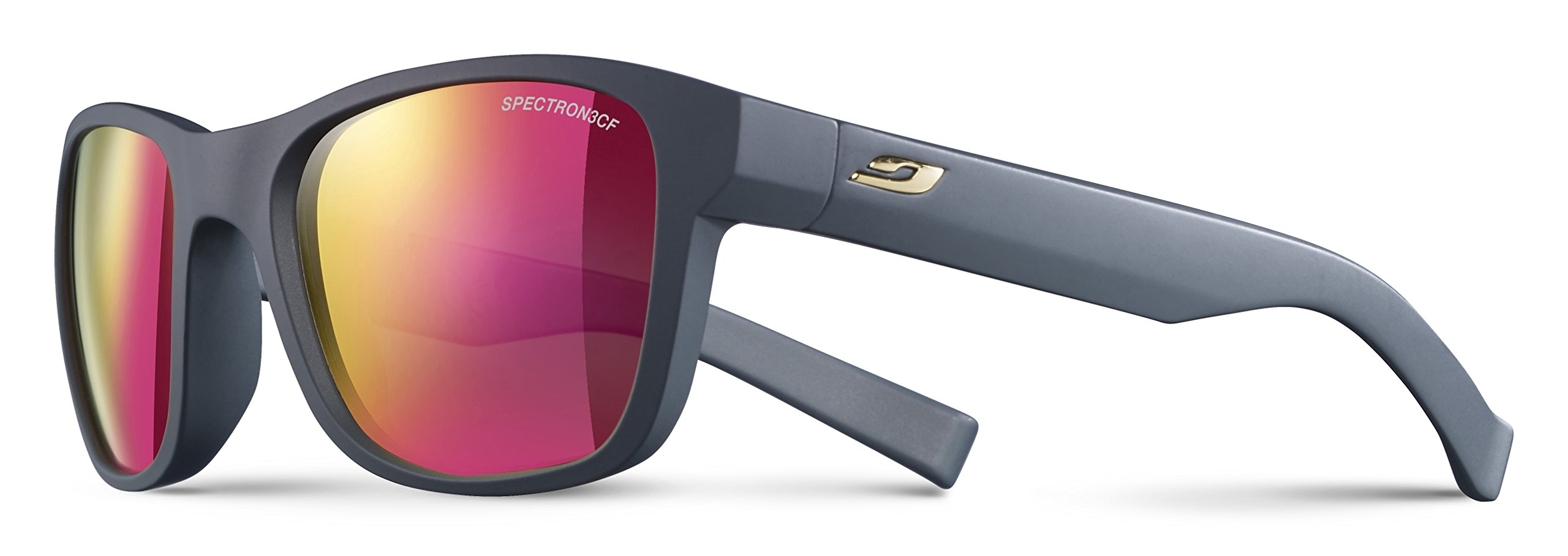 Julbo Reach L Sunglasses: Gray with Spectron 3CF Lenses 10-15 Years