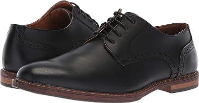 d8cf21cd04 Nunn Bush Men s Palmer Plain Toe Oxford Black 8 ...