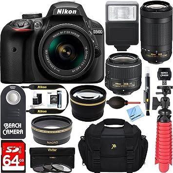 Nikon D3400 Firmware Update 2019