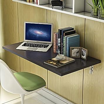 Wall-mounted Tables Mesa de Escritorio para Ordenador Plegable ...