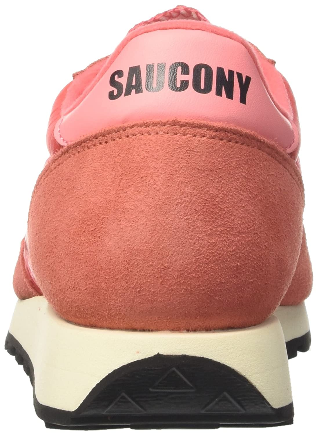 Amazon.com | Saucony Womens Jazz Original Vintage S60368-1 Red Suede Trainers 6 US | Track & Field & Cross Country