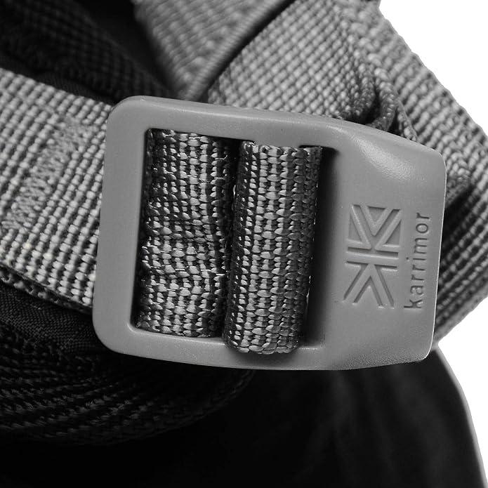 Unisex Karrimor Padded Back X Lite 15L Running Backpack H48.5 x W30 x D11.5 cm