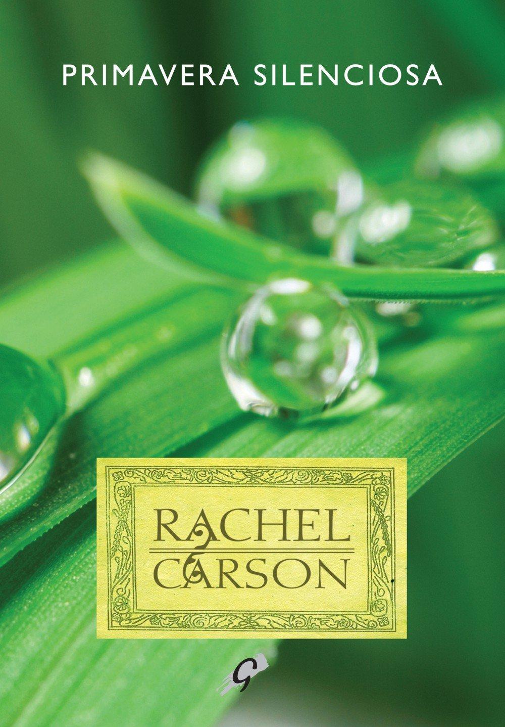 Primavera Silenciosa PDF Rachel Carson