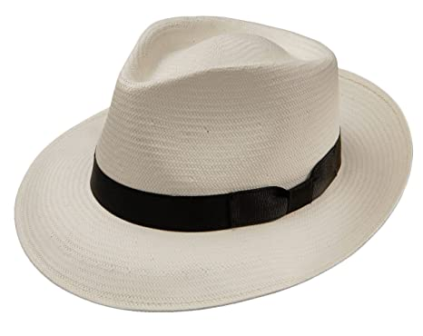 9ddd023a0c475 Stetson Reward - Straw Fedora Hat at Amazon Men s Clothing store