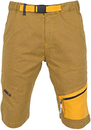 Abk Rock Face Short – Pantalón corto de escalada para hombre ...