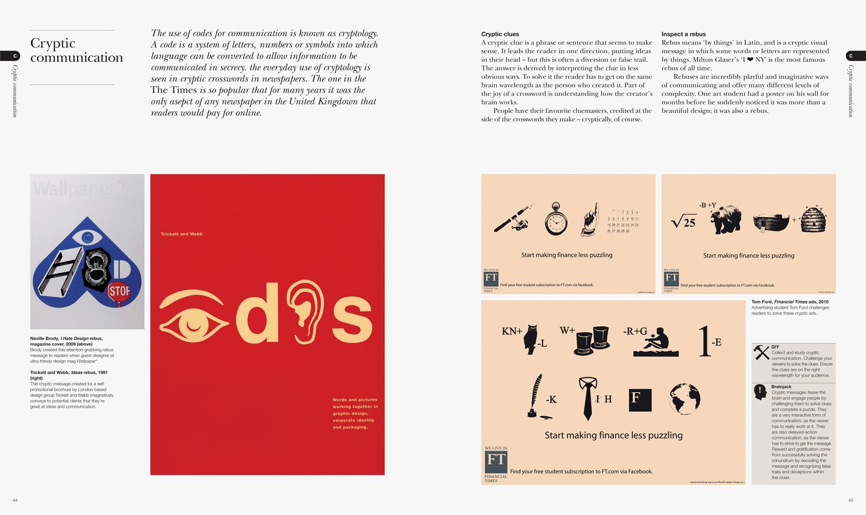 The A Z Of Visual Ideas How To Solve Any Creative Brief Amazon