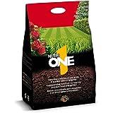 ONE Concime granulare per Prati e Giardini sani e rigogliosi, 4 kg
