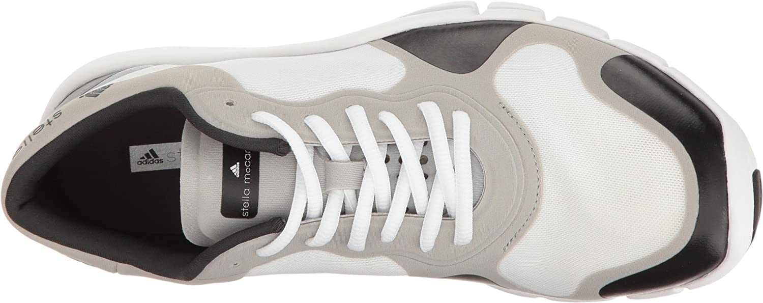 adidas by Stella McCartney Women's Adipure Sneakers B01N11Z4H0 5.5 B(M) US|Universe/Ftwr White/Solid Grey