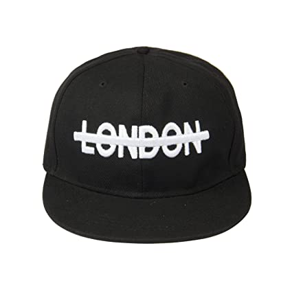 a9cf0a2dbe7 Buy Noise NOICAPSB034 Polyester London Snapback Cap