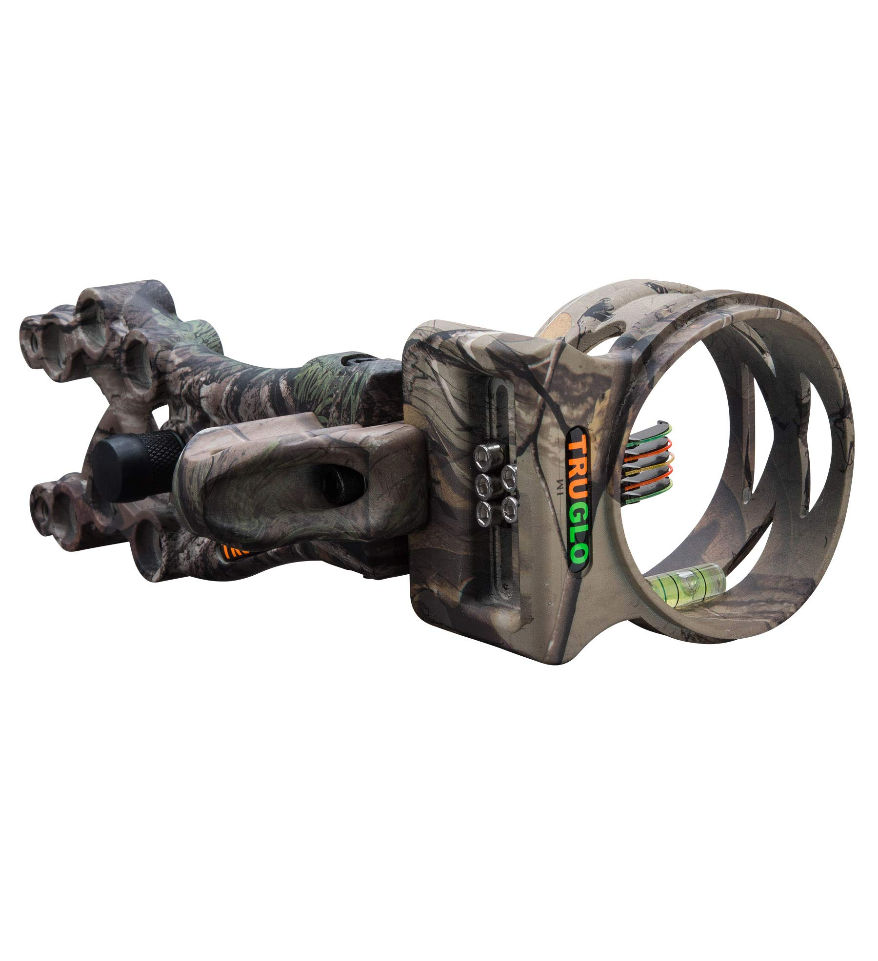 TRUGLO Carbon XS Xtreme Ultra-Lightweight Carbon-Composite Bow Sight, Realtree Xtra Camo by TRUGLO