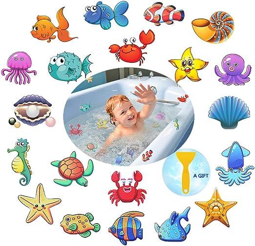 Non Anti Slip Resistant Shower Bath Tub Bathtub Stickers Decal Bathroom Adhesive