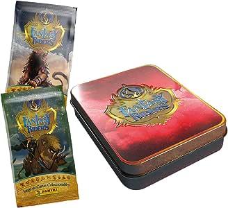 Lata Fantasy Riders de Panini: Amazon.es: Juguetes y juegos