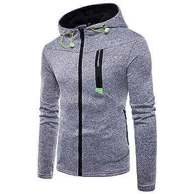 low priced f8218 4010c Kapuzenpullover Herren LeeY Casual Hoodie Sweatshirt ...