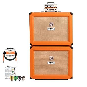Amazon.com: Orange Micro Terror MT20 and 2-PPC112 Cabinets Stack ...