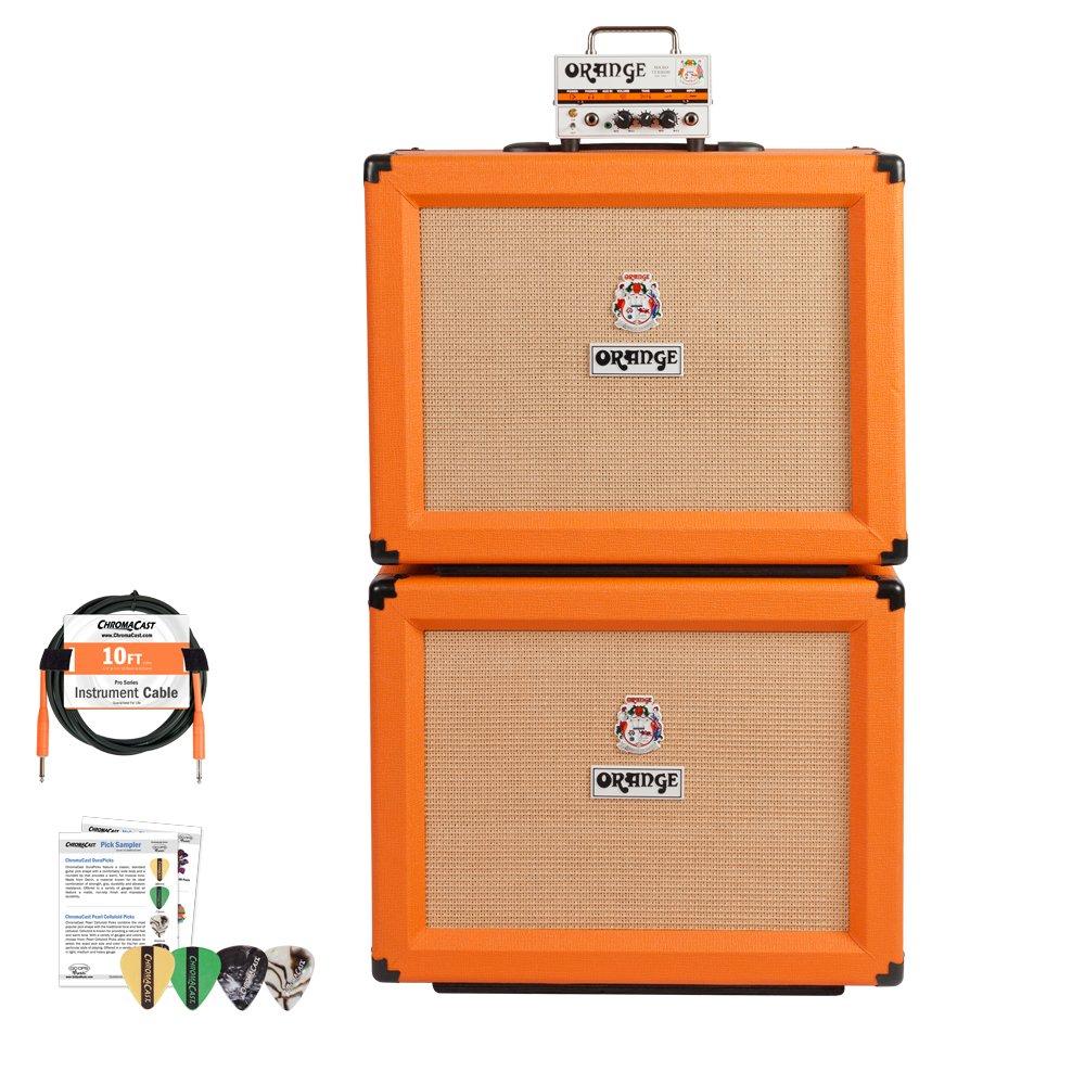 Orange Micro Terror MT20 and 2-PPC112 Cabinets Stack Kit by Orange