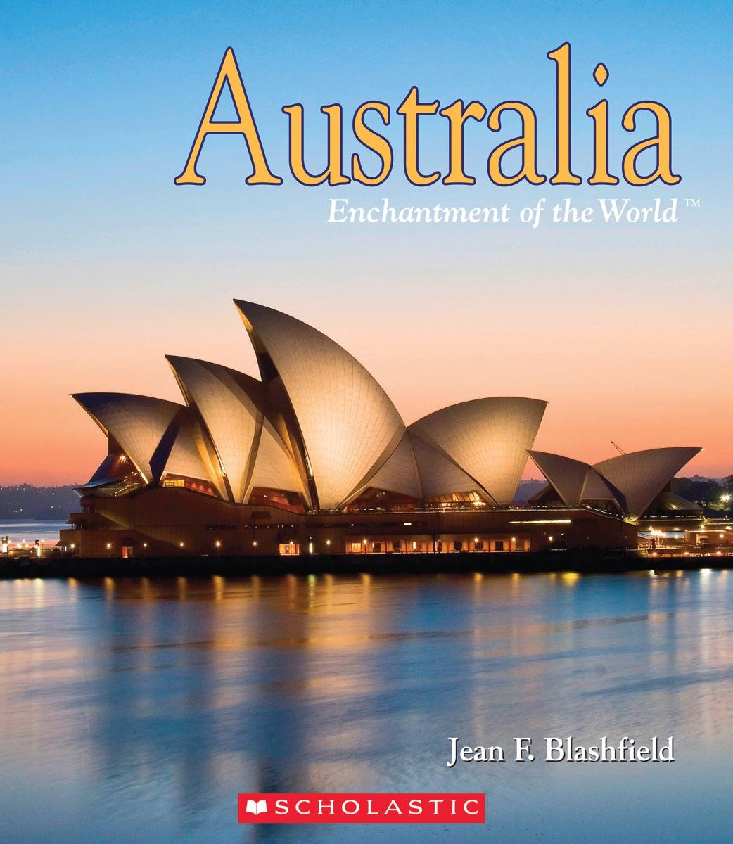 Australia (Enchantment of the World, Second Series)