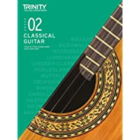 Trinity College London Classical Guitar Exam Pieces 2020-2023: Grade 2