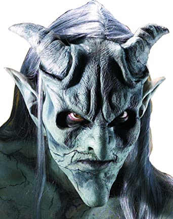 rubies reel fx gargoyle theater quality make up costume mask