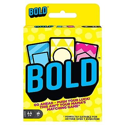 Mattel Games Bold: Toys & Games