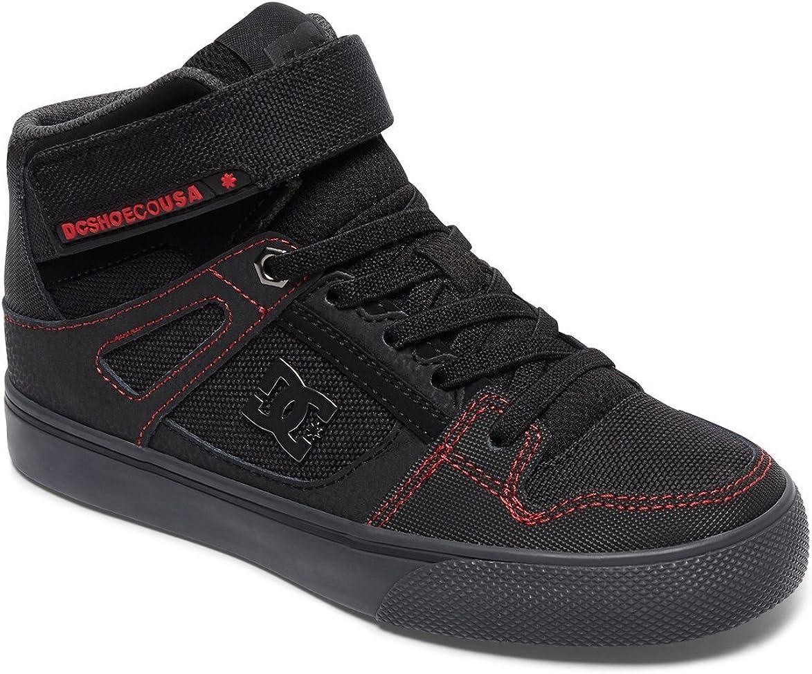 Pick SZ//Color. DC Girls Spartan High SP EV Sneaker