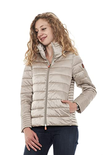 SAVE THE DUCK – Chaqueta – Plumaje – Manga larga – para mujer perla 36