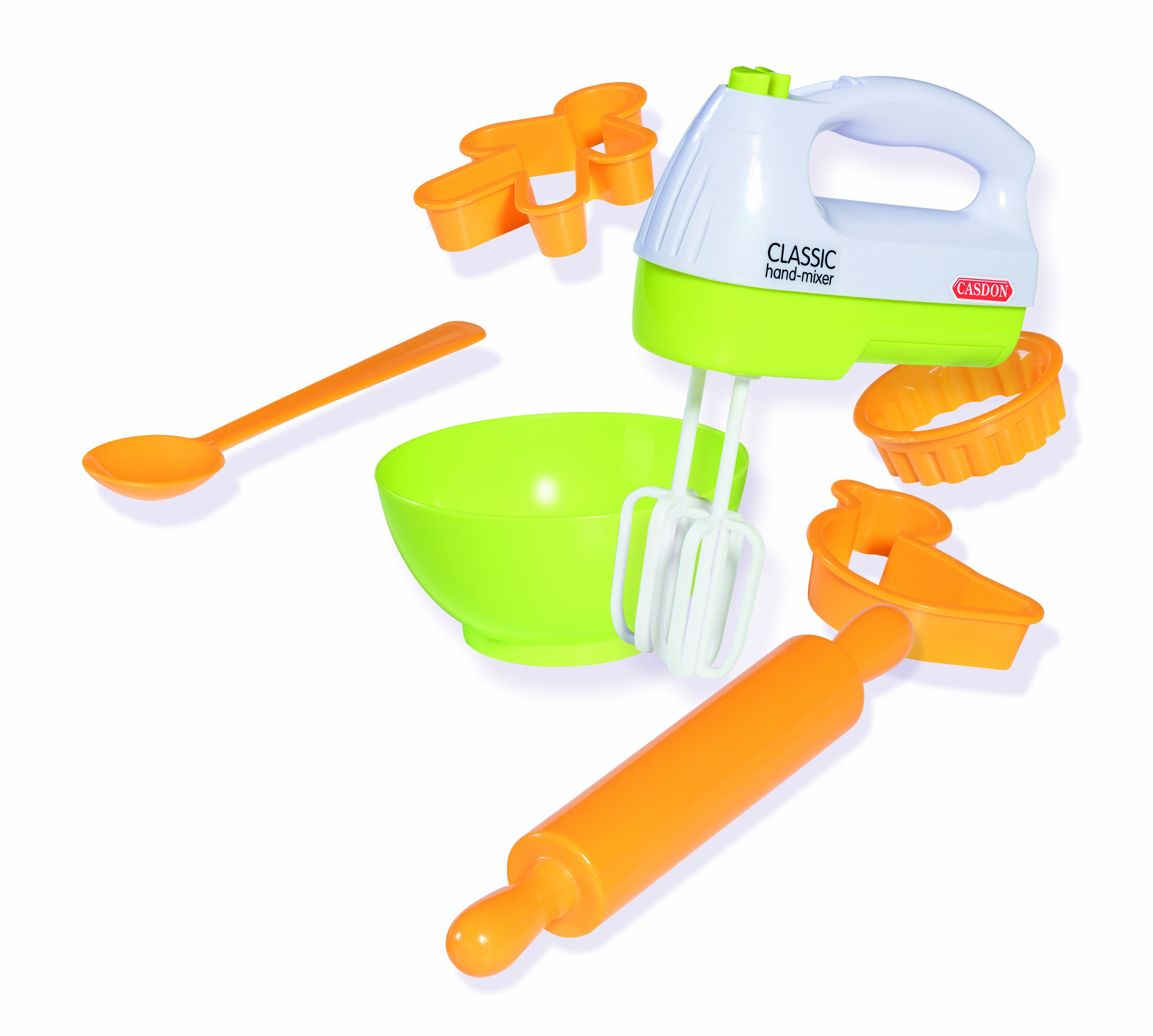 CASDON Little Cook Mix 'n' Bake Play Set by CASDON