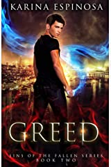 Greed (Sins of the Fallen) (Volume 2) Paperback
