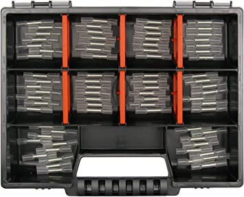Lötverbinder Schrumpfverbinder 240 Teile Sortiment Industrie KFZ LKW Box 8