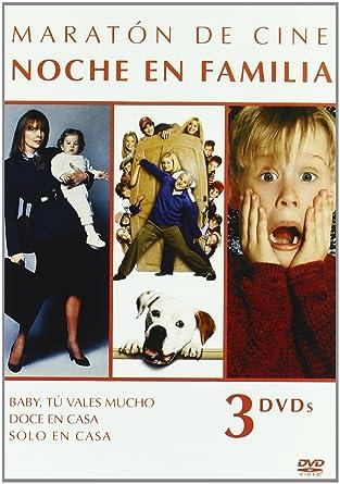 Pack Maraton De Cine: Noche En Familia:Tu Vales Mucho + Doce En ...