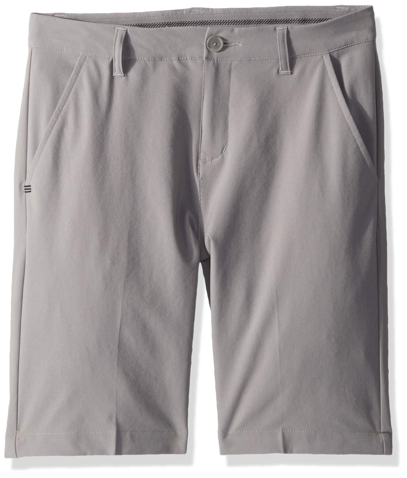 adidas Golf Solid Golf Short, Grey Three, Small