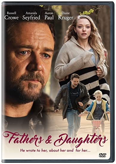 Amazon in: Buy Fathers and Daughters DVD, Blu-ray Online at