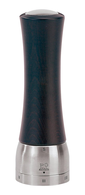 Peugeot Madras u 'Select Salzmühle, Edelstahl, Edelstahl, Edelstahl, Schokolade, 6.1 x 6.1 x 16 cm B00SFNGPB2 Salzmühlen 920a82