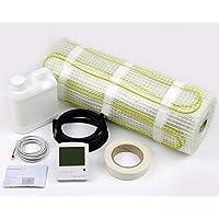 calefacción por suelo radiante eléctrico 3m2 160W/m2