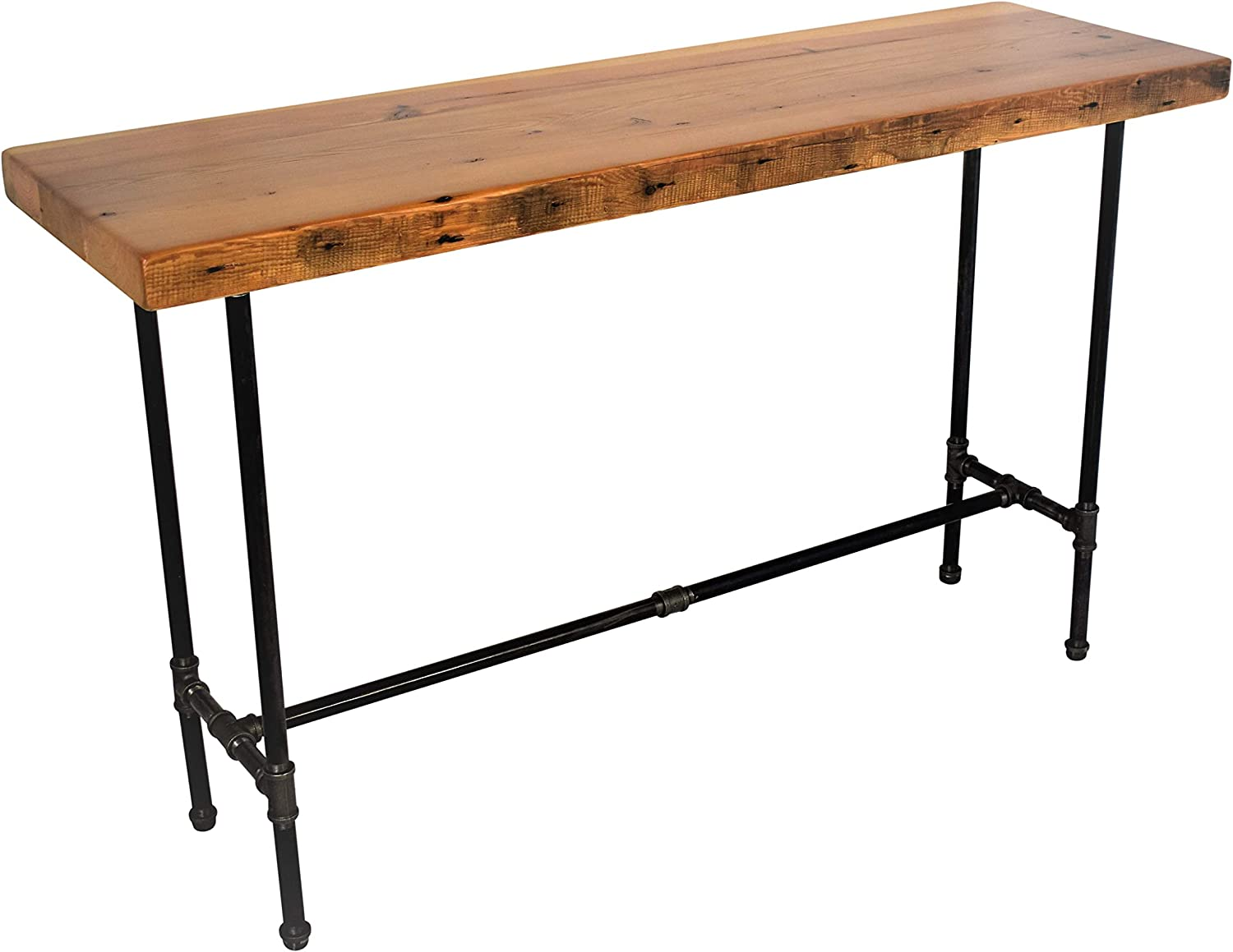 Sofa Table Entry Table Hallway Table Nook Table 42 Inch High Bar Height Wood Table 36 L X 12 W X 36 H Bees Wax Kitchen Dining