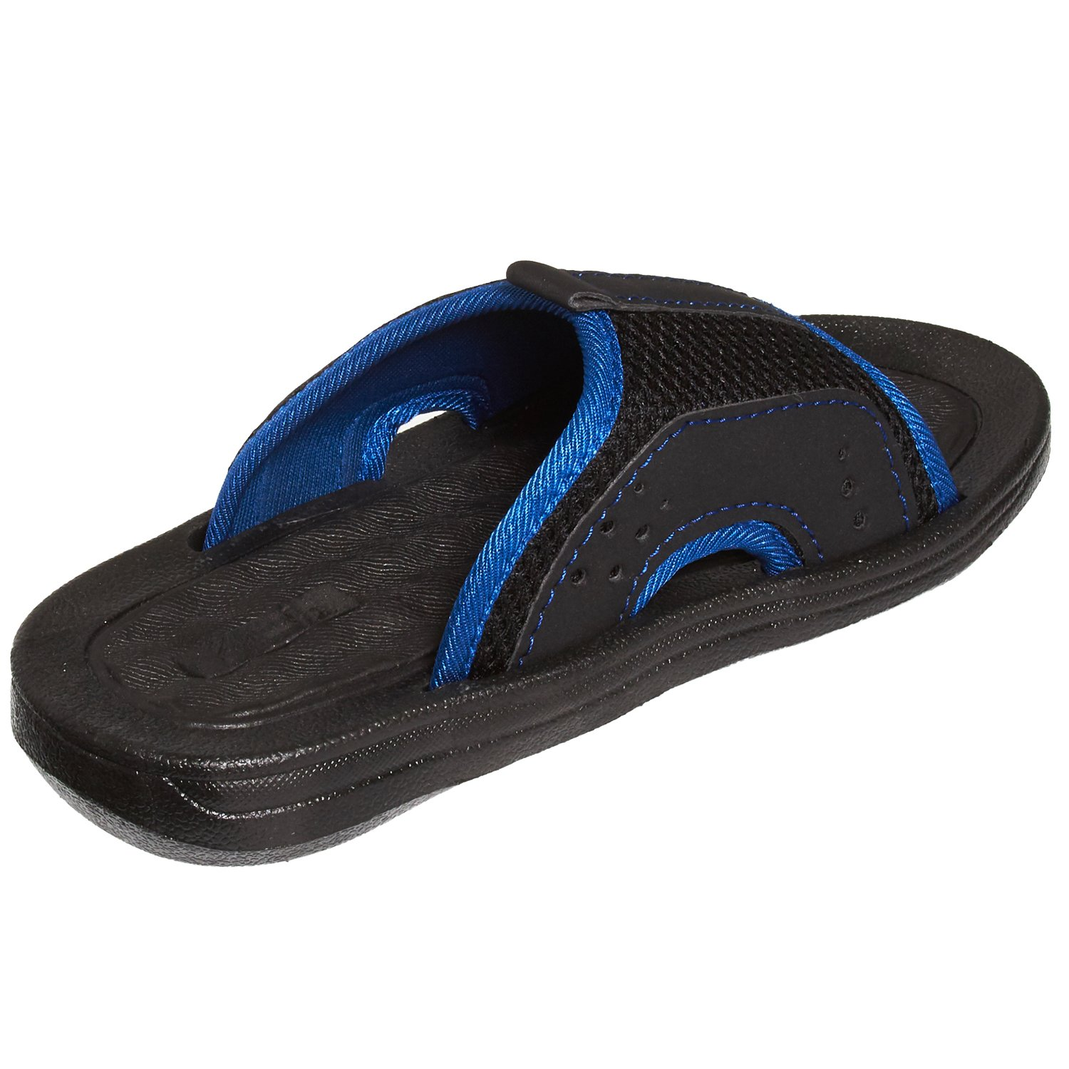 See More Colors and Sizes Skysole Boys Open Toe Rugged Mesh Slide Sandals
