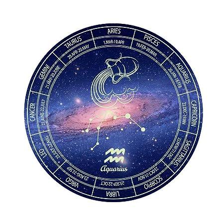 YWLINK Etiqueta De La Pared Doce Constelaciones Luminoso Etiqueta ...