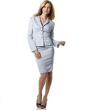 Calvin Klein Women S Classic Peaked Blazer Jacket 2p Mint At