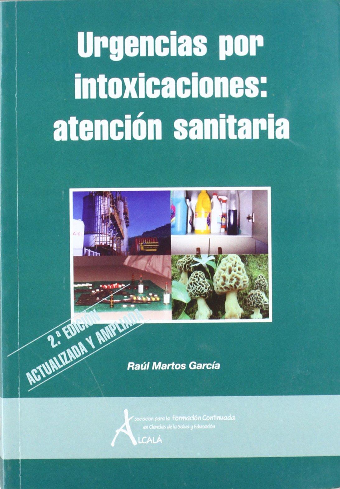 Read Online Urgencias por intoxicaciones / Poisonings Emergency (Spanish Edition) PDF