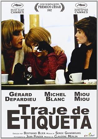 Traje de Etiqueta [DVD]: Amazon.es: Cine y Series TV
