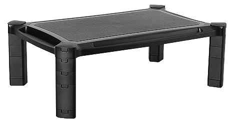 RICOO Soporte de Pantalla Plana PC WM1-L para Mesa de sobremesa con Soporte de Monitor Ordenador ...